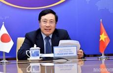 Le vice-PM Pham Binh Minh salue les liens avec le Japon et la préfecture de Gunma