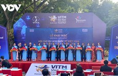 Le Salon international du tourisme du Vietnam 2020 s'ouvre à Hanoi