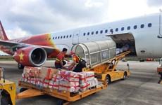 Vietjet et UPS s'associent pour le transport de marchandises depuis l'Asie