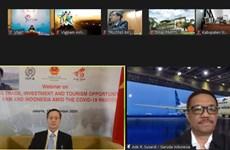 La coopération économique vietnamo-indonésienne en débat à Jakarta
