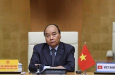Le PM Nguyên Xuân Phuc participera au Sommet virtuel du G20