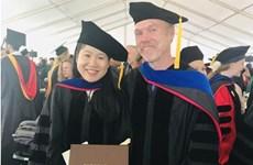 Neurologie : une chercheuse vietnamienne reçoit le prix Early Career Award