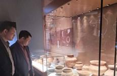 Bai Coi, lieu de rencontre de cultures, en exposition à Hanoi