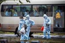 COVID-19 : le Vietnam recense 4 nouveaux cas exogènes, aucune transmission locale