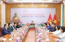 Vietnam et Cuba resserrent leurs relations d'amitié spéciales