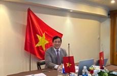 COVID-19 : le Vietnam partage ses expériences lors d'un forum virtuel