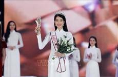 Miss Vietnam 2020 : Đô Thi Hà, nouvelle reine de la beauté du Vietnam