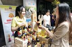 L'«Organic Town - GIS Market» s'ouvre à Hô Chi Minh-Ville