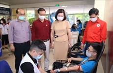 Fête de don de sang 2020