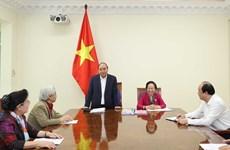 Le PM appelle à unir les efforts pour construire une société apprenante
