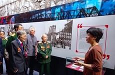 La victoire de Dien Bien Phu aérien à l'affiche à Hanoi