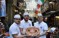 Le programme True Italian Taste vous présente la pizza italienne