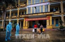 COVID-19 : le Vietnam recense dix nouveaux cas ce jeudi