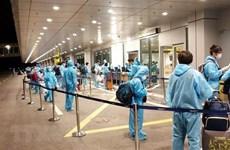 COVID-19 : rapatriement de près de 180 citoyens vietnamiens du Brunei