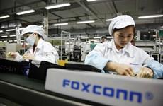 Foxconn prévoit d'investir 270 millions de dollars pour accroître sa production au Vietnam