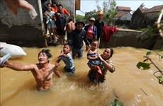 L'UNICEF soutient les enfants malnutris dans les localités touchées par les inondations