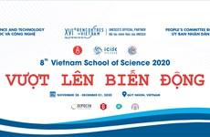 Ouverture de la 8e Ecole des sciences du Vietnam