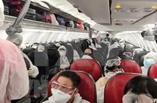 COVID-19 : rapatriement de près de 240 citoyens vietnamiens des Philippines