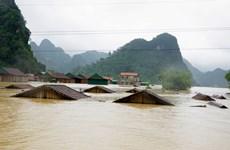 Inondations au Centre: plus de 811,2 millions de dollars de pertes en novembre