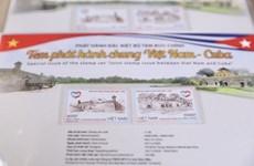 L'émission conjointe de timbres marque les 60 ans des liens Vietnam-Cuba