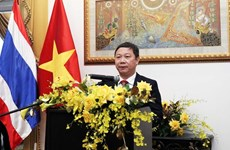 Les relations entre le Vietnam et la Thaïlande au beau fixe