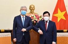 Le Vietnam plaide pour des liens accrus avec la République de Corée