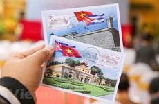 Emission de timbres communs Cuba-Vietnam