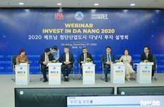 De nombreuses entreprises sud-coréennes souhaitent investir à Da Nang après la pandémie
