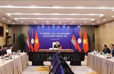 Le PM vietnamien au 11e sommet du Triangle de développement Cambodge-Laos-Vietnam