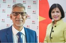Le secrétaire général de la FICR salue la coopération avec le Vietnam