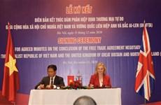 Vietnam-Royaume-Uni : le commerce bilatéral sera favorisé avec l'UKVFTA