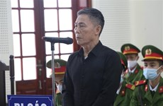 Une personne condamnée à Nghê An pour mouvement insurrectionnel