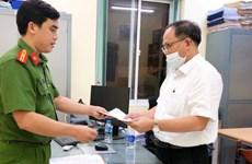 Un ex-responsable du Comité du Parti de Hô Chi Minh-Ville poursuivi en justice