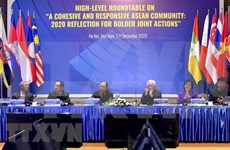 Séminaire de bilan sur le rôle du Vietnam en tant que président de l'ASEAN 2020