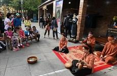 Maintes activités au Festival de la culture folklorique dans la vie contemporaine 2020