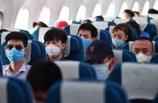 Le nombre de passagers dans les aéroports vietnamiens a chuté de 44%