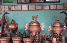 Lông Thuong, haut lieu de la dinanderie artisanale
