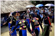 Pour le développement des zones peuplées de minorités ethniques à Dien Bien