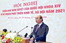 Le Vietnam pourrait devenir le leader dans certains domaines, selon le Premier ministre