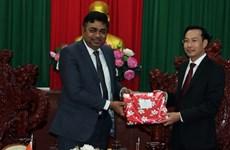 Promotion de coopération entre Kien Giang des localités indiennes
