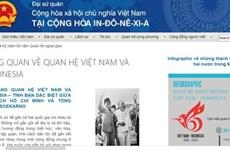 Le Vietnam félicite l'Indonésie pour les 65 ans des relations diplomatiques