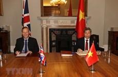 L'UKVFTA marque un nouveau tournant dans le partenariat stratégique Vietnam-Royaume-Uni