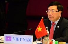 Réalisations de la diplomatie vietnamienne en 2020