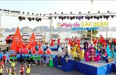 Le premier Carnaval d'hiver à Quang Ninh