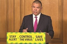 Comment Jonathan Van Tâm a gagné la confiance des Britanniques sur le coronavirus