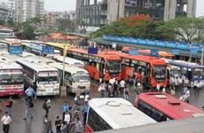 Transport à l'approche du Têt : la diminution du nombre de passagers