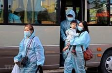 Coronavirus: trois cas importés confirmés lundi