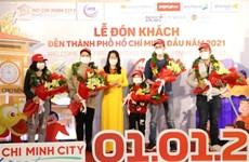 Ho Chi Minh-Ville vise 33 millions de touristes en 2021