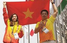 Le rêve olympique de la boxe féminine vietnamienne