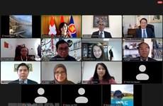 Le Vietnam passe la présidence du Comité de l'ASEAN à Berne aux Philippines